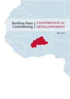 La Coopération luxembourgeoise au Burkina Faso