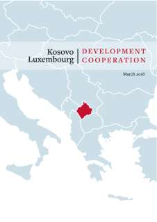 Luxembourg Development Cooperation in Kosovo