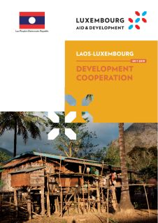Luxembourg Development Cooperation in Laos