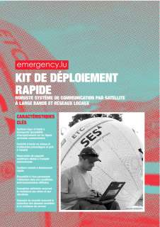 emergency.lu - kit de déploiement rapide
